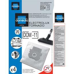 Sacs aspirateurs DOM-11 compatibles Electrolux, Torn...