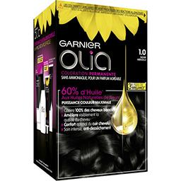 Olia - Coloration permanente Noir Absolu 1.0