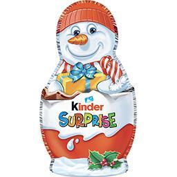 Kinder Kinder Surprise - Moulage chocolat au lait avec une surprise le moulage de 36 g