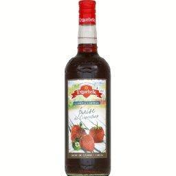 Le sirop de l'artisan, fraise de Carpentras, sucre d...