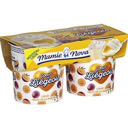 Cœur de Fruit - Spécialité laitière fruit de la pass...