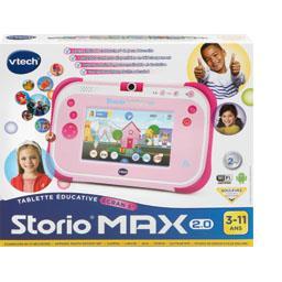 Vtech Tablette Storio Max 2.0 5'' rose