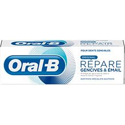 Oral B Oral B Dentifrice pour dents sensibles original le tube de 75 ml