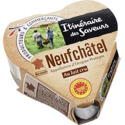 Fromage Neufchâtel AOP au lait cru