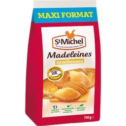 St Michel Madeleines moelleuses le paquet de 700 g -