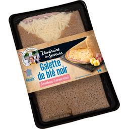 Galette de blé noir jambon Emmental