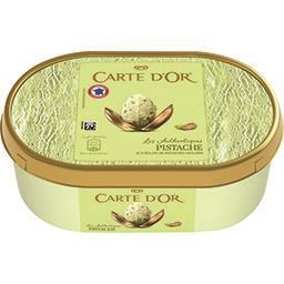 Crème glacée pistaches