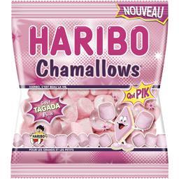 Chamallows - Guimauve goût Tagada Pink