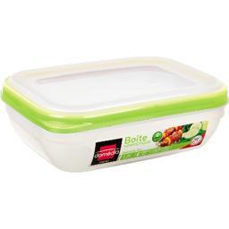 Kitchen - Boite hermétique rectangulaire verte 1,2 L