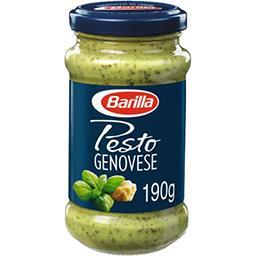 Barilla Barilla Sauce Alla Genovese le pot de 190 g
