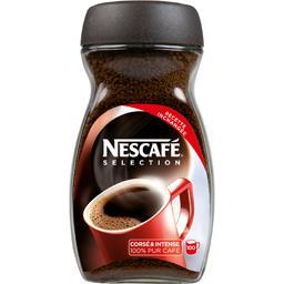 Nescafé Nescafé Café soluble - Sélection le pot de 200 g