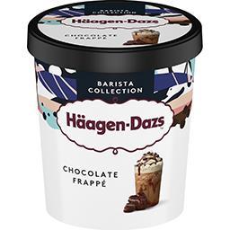 Häagen-Dazs Haagen-Dazs Barista Collection - Crème glacée chocolat frappé le pot de 377 g