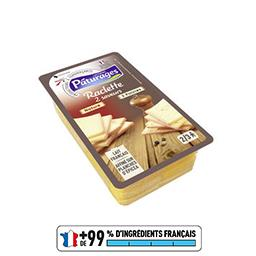 Fromage Raclette nature 3 poivres