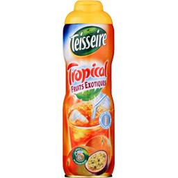 Sirop tropical fruits exotiques