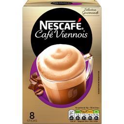 Sticks de café Viennois