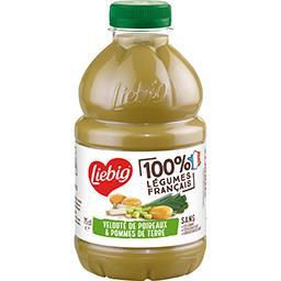Liebig Liebig Velouté de poireaux pommes de terre la bouteille de 75 cl