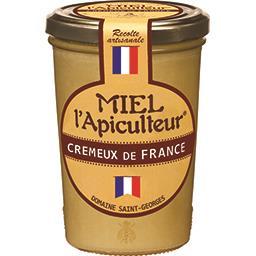 MIEL l'Apiculteur Miel l'Apiculteur Miel crémeux de France le pot de 500 g