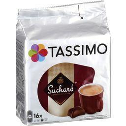 Capsules de chocolat Suchard