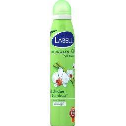 Déodorant anti-traces 24 h, orchidée et bambou