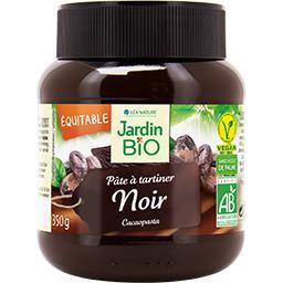 Pâte à tartiner BIO Noir, forte en cacao