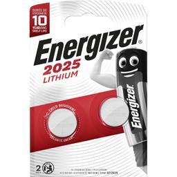 Piles lithium CR2025 DL2025