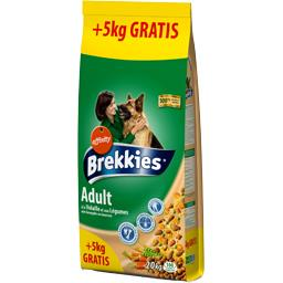 Croquettes Multicroc à la volaille et légumes pour chiens