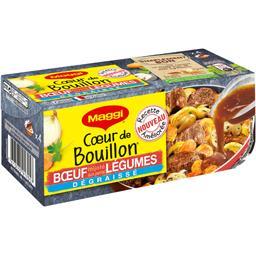 Cœur de Bouillon - Bouillon bœuf mijoté aux petits l...