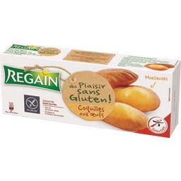 Coquilles aux œufs sans gluten