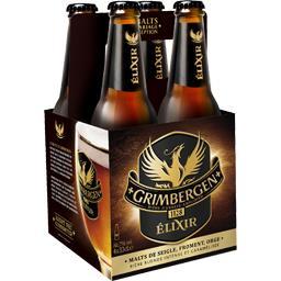 Bière blonde Elixir