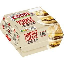 Le Double Cheese Burger