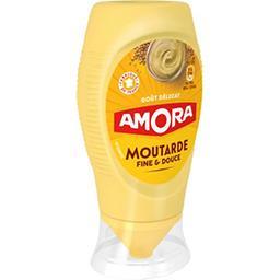 Amora Amora Moutarde fine et douce le flacon de 260 g