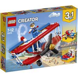Creator - L'Avion de Voltige à Haut Risque 3en1 7-12