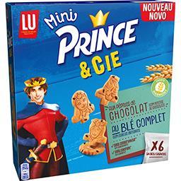 Prince & Cie - Mini biscuits aux pépites de chocolat