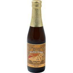 Lindemans Lindemans Bière lambick Pecheresse la bouteille de 25 cl