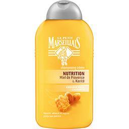 Le Petit Marseillais Le Petit Marseillais Shampooing crème Nutrition miel de Provence & karité le flacon de 250 ml