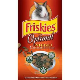 Optimal - Menu croquettes pour lapins nains