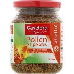 Vitalité - Pollen en pelotes