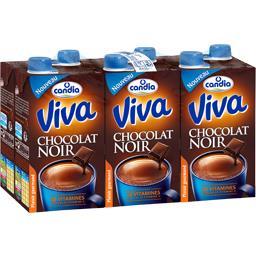 Viva - Boisson lactée chocolat noir