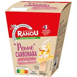 Penne carbonara Mon Snack
