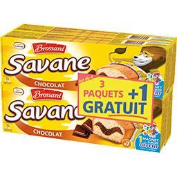 Brossard Savane - Gâteau chocolat