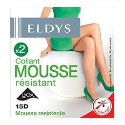 Collants mousse résistant ambré T3