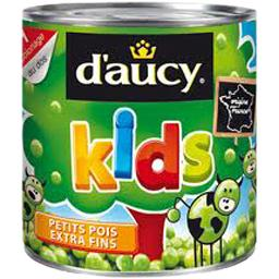 Kid's - Petits pois extra fins