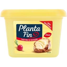 Planta fin Planta fin Tartine & Cuisson, Margarine doux Cuve / baquet / bac 1.0000