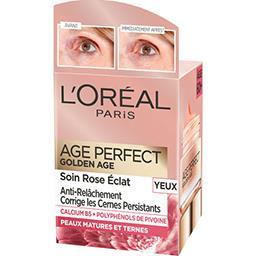 L'Oréal L'Oréal Paris Age Perfect - Soin rose éclat yeux Golden Age le pot de 15 ml