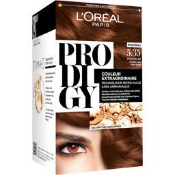Prodigy - Coloration Chocolat châtain clair doré épicé 5,35