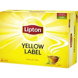 Lipton Thé Yellow Label