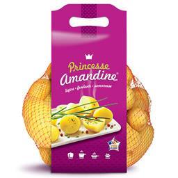 Pomme de terre princess AMANDINE