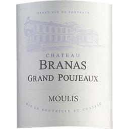 Moulis en Médoc Château Branas Grand-Poujeaux - Cru ...