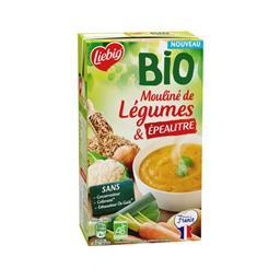 BIO - Mouliné de légumes et épeautre BIO
