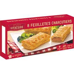 Vitacuire Vitacuire Feuilletés viande la boite de 8 - 520 g